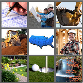 Premier Amusement Developers - Miniature golf construction experts.
