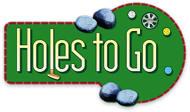 Business Opportunities! Be the first in your area to own a Holes To Go portable miniature golf course rental business!